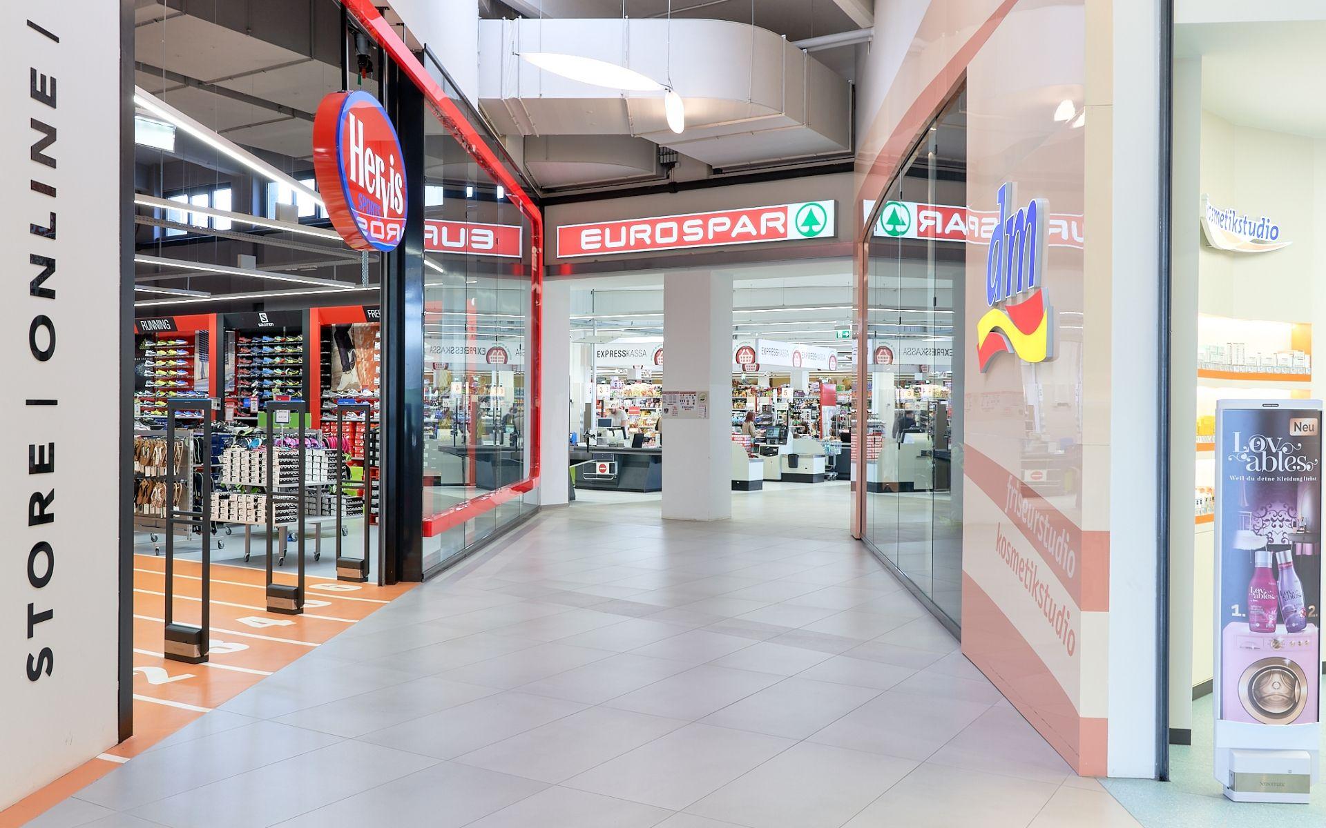 Shopping Sportpassage Wiener Neustadt